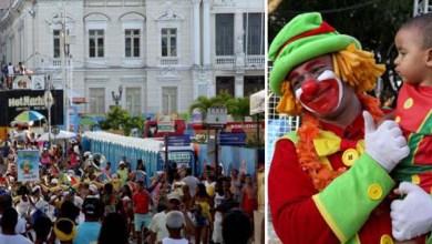 Photo of Programação do Campo Grande começa cedo neste domingo com blocos infantis, pipoca de Saulo, Ivete e Araketu