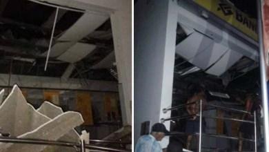 Photo of Chapada: Quinze bandidos explodiram Banco do Brasil de Utinga na madrugada desta quinta