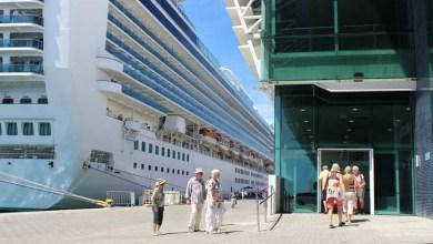 Photo of Porto de Salvador recebe grandes navios nesta segunda para o carnaval