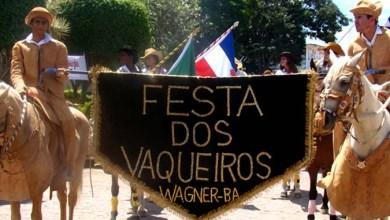 Photo of Chapada: Programação completa da Festa dos Vaqueiros do município de Wagner; veja aqui
