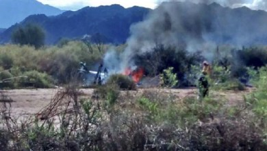 Photo of Autoridades argentinas lamentam tragédia e investigam causas de acidente aéreo
