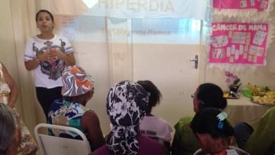 Photo of Chapada: Atividades sociais e de saúde marcam Dia da Mulher em Boa Vista do Tupim