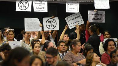 Photo of CCJ adia votação da admissibilidade da PEC de redução da maioridade penal