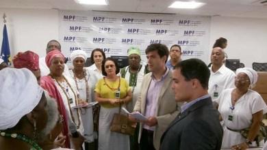 Photo of Inquérito civil do MPF vai apurar práticas de intolerância religiosa na Bahia