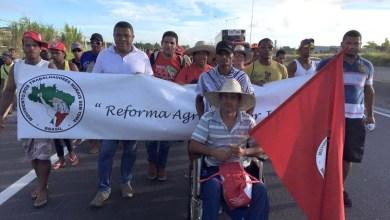 Photo of MST chega a Salvador e homenageia o ministro Jaques Wagner