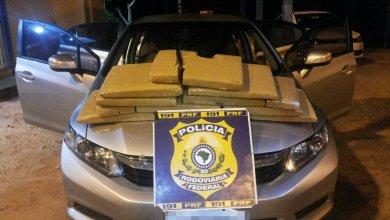 Photo of Chapada: PRF prende traficante goiano com veículo roubado e documentos falsos em Itaberaba