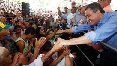 Photo of Chapada: Governo inaugura distrito de segurança e entrega moradias em Bonito