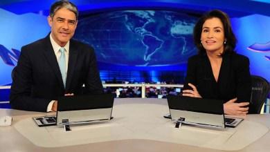 """Photo of Ibope do """"Jornal Nacional"""" """"derrete"""" e marca 20 pontos"""