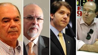 Photo of Leão, Negromonte, Argôlo e Roberto Brito são os baianos na lista da Lava Jato