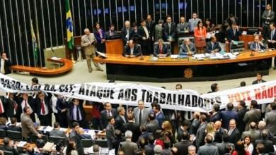 Photo of Câmara Federal retoma votação do projeto da terceirização na terça-feira