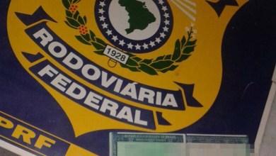 Photo of Chapada: PRF detém vereador do município de Lajedinho com licenciamento falsificado
