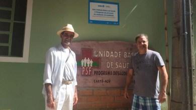 Photo of Chapada: Secretário estadual de Saúde conhece trabalho de médico no Vale do Capão