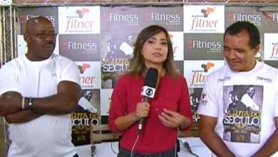 Photo of Vídeo: Holyfield e Todo Duro trocam socos durante coletiva em Recife