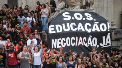 Photo of Brasil: Trabalhadores em educação fazem paralisação em 15 estados