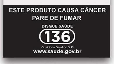 Photo of Brasil: Embalagens de cigarro terão mais um alerta para fumantes