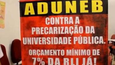 Photo of Professores das universidades estaduais devem deflagrar greve nesta quinta