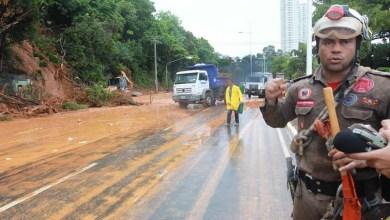 Photo of Corpo de Bombeiros mantém equipe de prontidão em decorrência das chuvas na capital