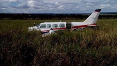 Photo of Avião com família de Luciano Huck e Angélica faz pouso de emergência no Mato Grosso do Sul