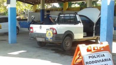 Photo of Chapada: Policiais Rodoviários Federais recuperam outro veículo roubado na região de Seabra