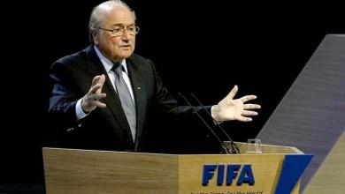 Photo of Reeleito presidente, Blatter diz que sua missão é colocar Fifa no caminho
