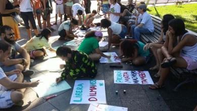 Photo of Manifestantes cobram legalização da maconha durante marcha em Salvador