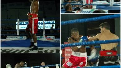 Photo of Baiano conquista cinturão de boxe na Itália; vereador relata luta do atleta