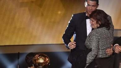 Photo of Mãe do atacante Cristiano Ronaldo é detida em aeroporto espanhol