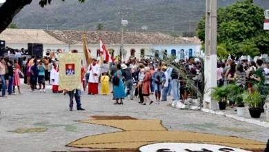 Photo of Chapada: Corpus Christi já movimenta população e visitantes de Rio de Contas
