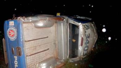 Photo of Chapada: Viatura da PM capota e deixa dois policiais feridos na região de Ibicoara