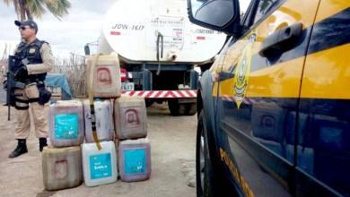 Photo of Chapada: PRF desarticula quadrilha que vendia combustíveis roubados em Andaraí