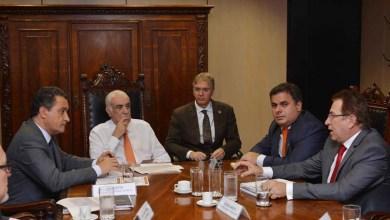 Photo of Governador solicita garantia de verbas para obras de infraestrutura