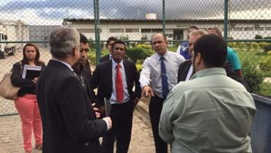 Photo of Comissão da Assembleia Legislativa da Bahia visita presídio de Feira de Santana