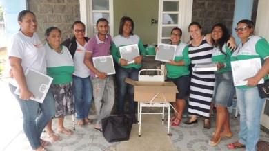 Photo of Chapada: Agentes comunitários de saúde de Boa Vista do Tupim recebem balança digital