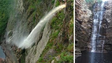 Photo of Chapada: Cachoeiras da Fumaça e Buracão entre as 15 mais bonitas do Brasil; confira uma das trilhas