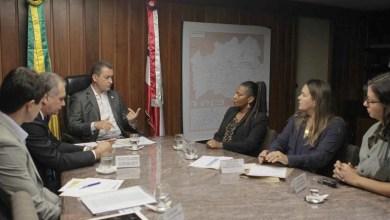 Photo of Margareth Menezes apresenta projetos culturais ao governador