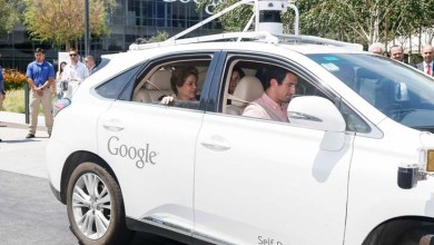 """Photo of Dilma passeia em carro do Google sem motorista e diz que """"desceu do futuro"""""""