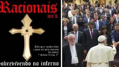 Photo of Disco dos Racionais é presente do prefeito de São Paulo para o Papa