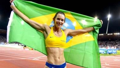 Photo of Fabiana Murer fica com a prata na prova de salto com vara no Pan