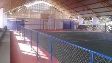 Photo of Chapada: Prefeitura de Wagner inaugura Ginásio de Esportes neste domingo