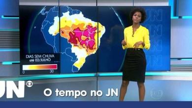 Photo of Apresentadora do tempo do Jornal Nacional é alvo de racismo nas redes sociais