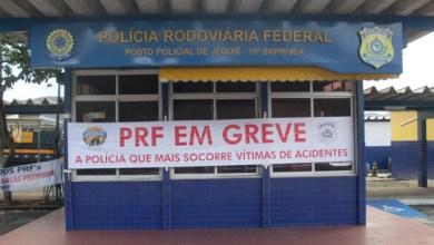 Photo of Policiais Rodoviários Federais aprovam estado de greve em toda a Bahia