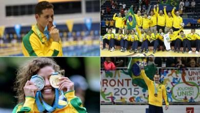 Photo of Brasil encerra participação no Pan em terceiro lugar no quadro geral de medalhas