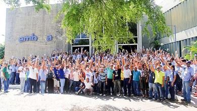 Photo of Funcionários da Embasa entram em greve por tempo indeterminado a partir desta segunda