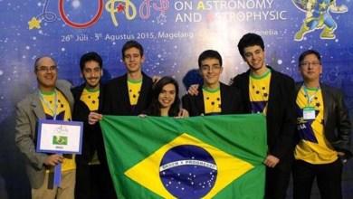Photo of Estudantes brasileiros são premiados em Olimpíada Internacional de Astronomia