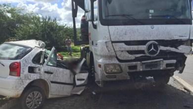 Photo of Bahia: Acidente mata 4 pessoas da mesma família na estrada de Itatim