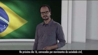 Photo of PSDB divulga inserção em que apoia protestos contra Dilma