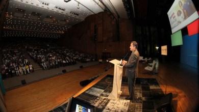 """Photo of """"Educação tem que estar no primeiro plano do nosso cotidiano"""", diz Rui em fórum com empresários e artistas"""