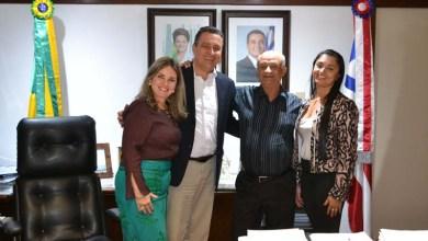 Photo of Chapada: Deputada e prefeito solicitam demandas para Dom Basílio em audiência com Rui Costa