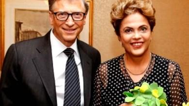 Photo of Bill Gates encontra Dilma e diz que processo contra Petrobras foi 'mal entendido'