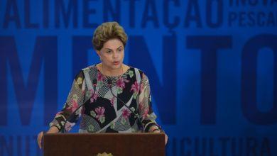 Photo of Dilma diz que fará tudo para impedir avanço de processos antidemocráticos